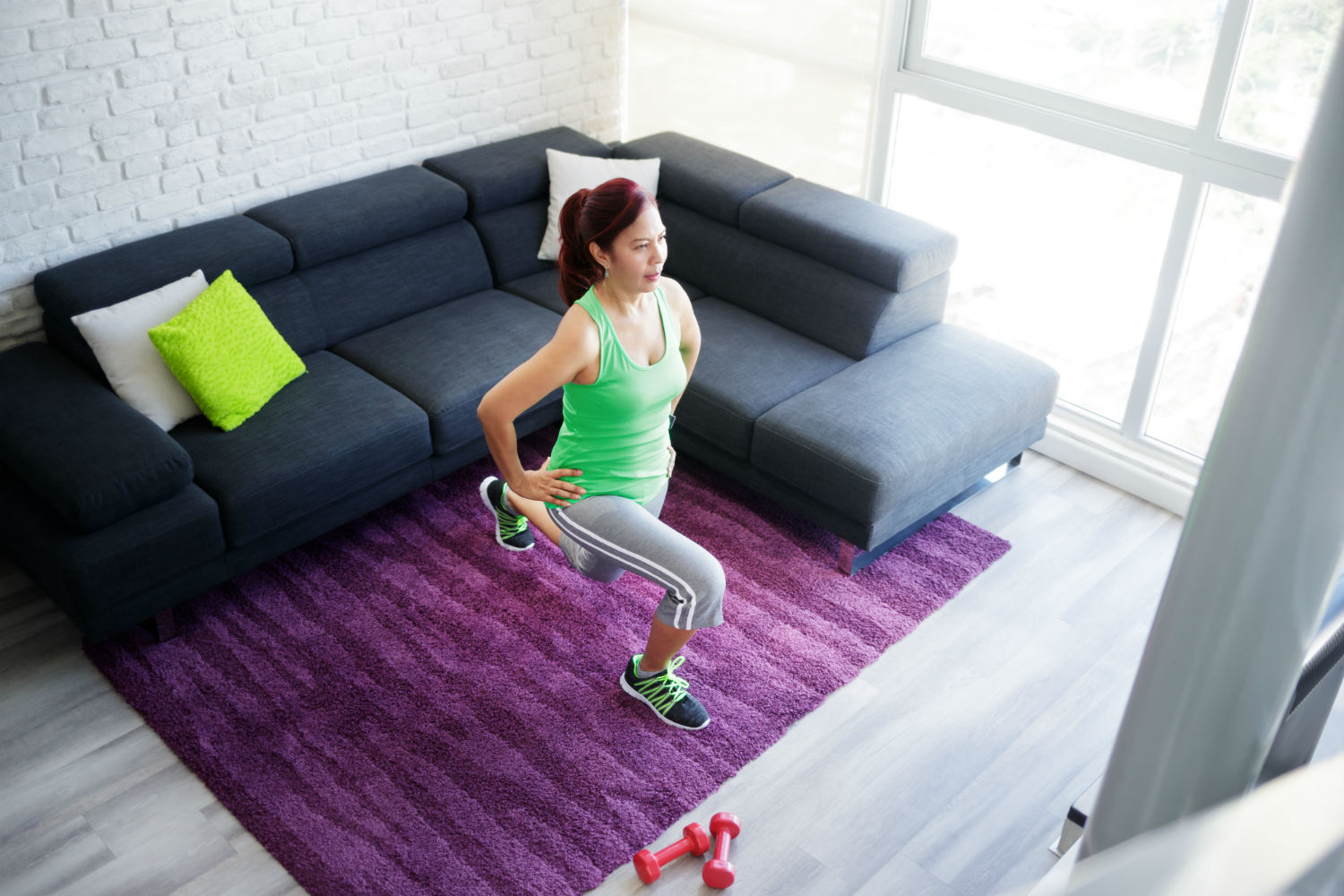 5 Exercises To Do At Home To Lose Weight