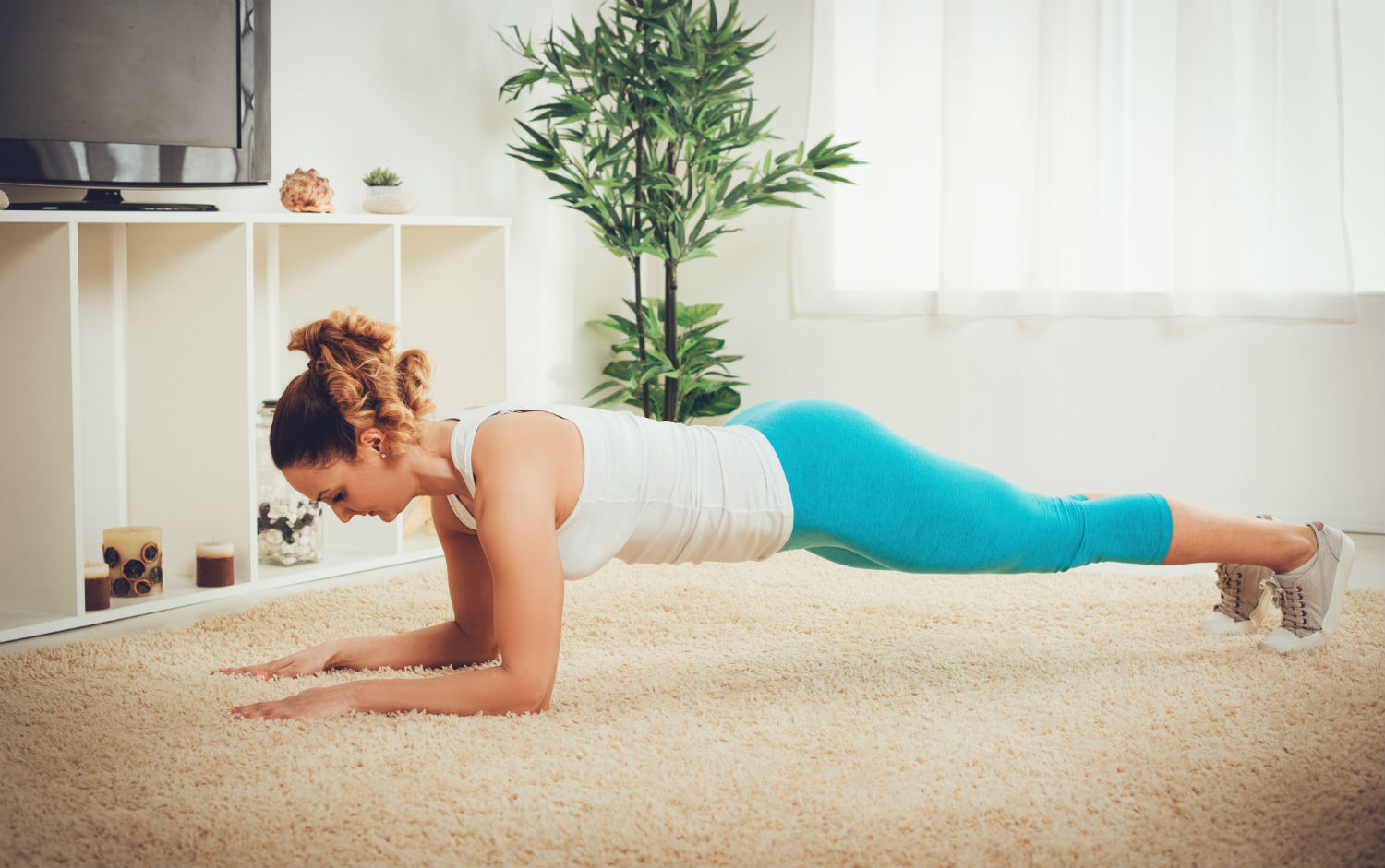 6 Easy Exercises To Do At Home