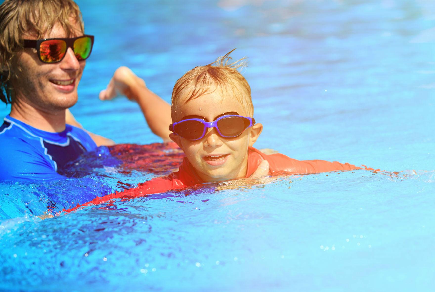 Family Swimming-1