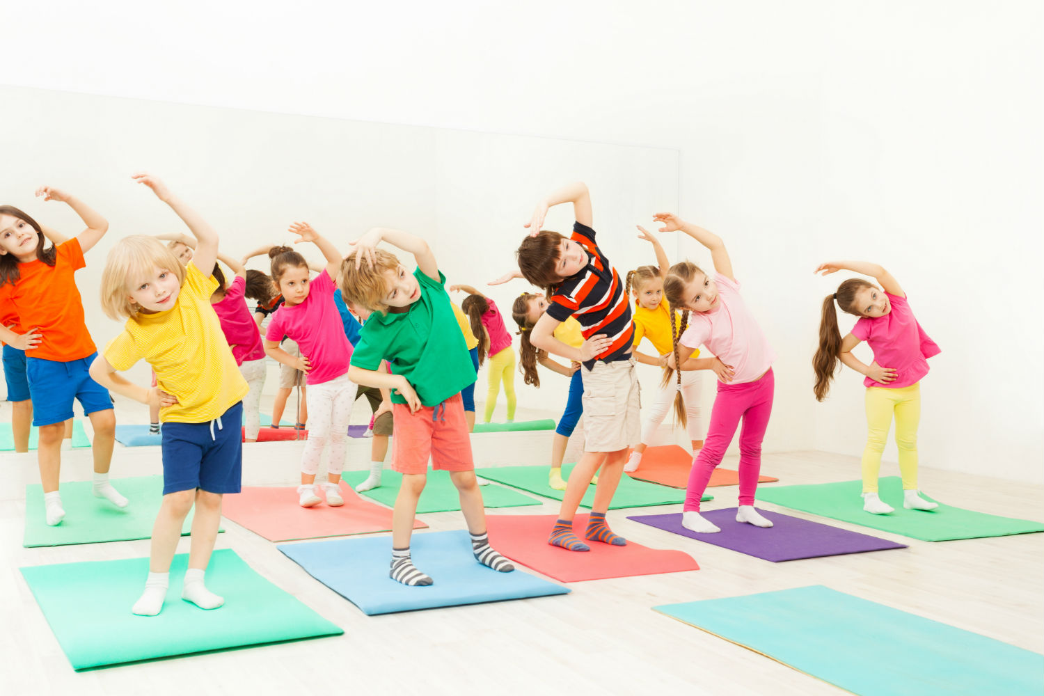 Fitness Class Ideas For You and Your Kids
