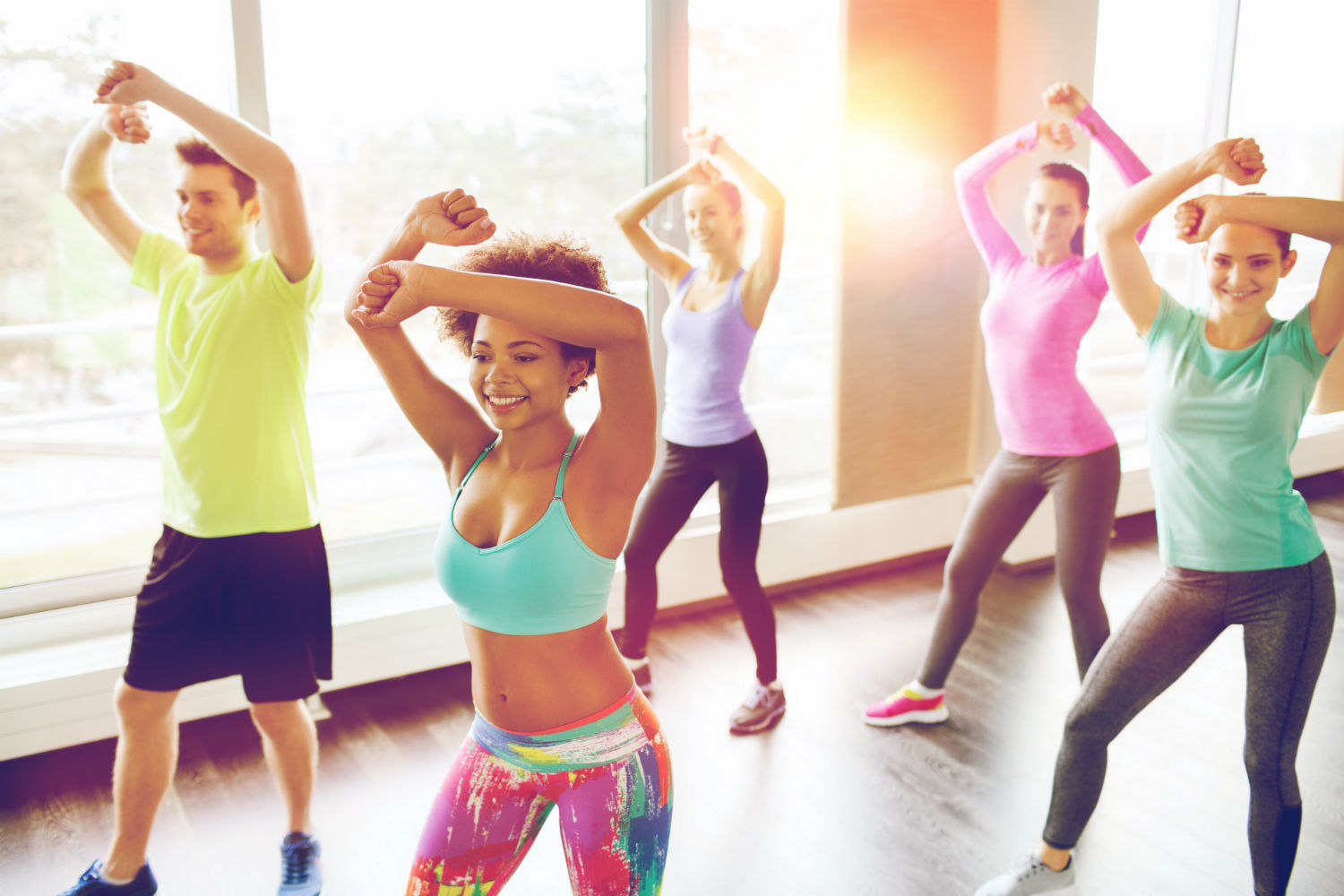 Group Exercise Classes the Whole Family Will Love
