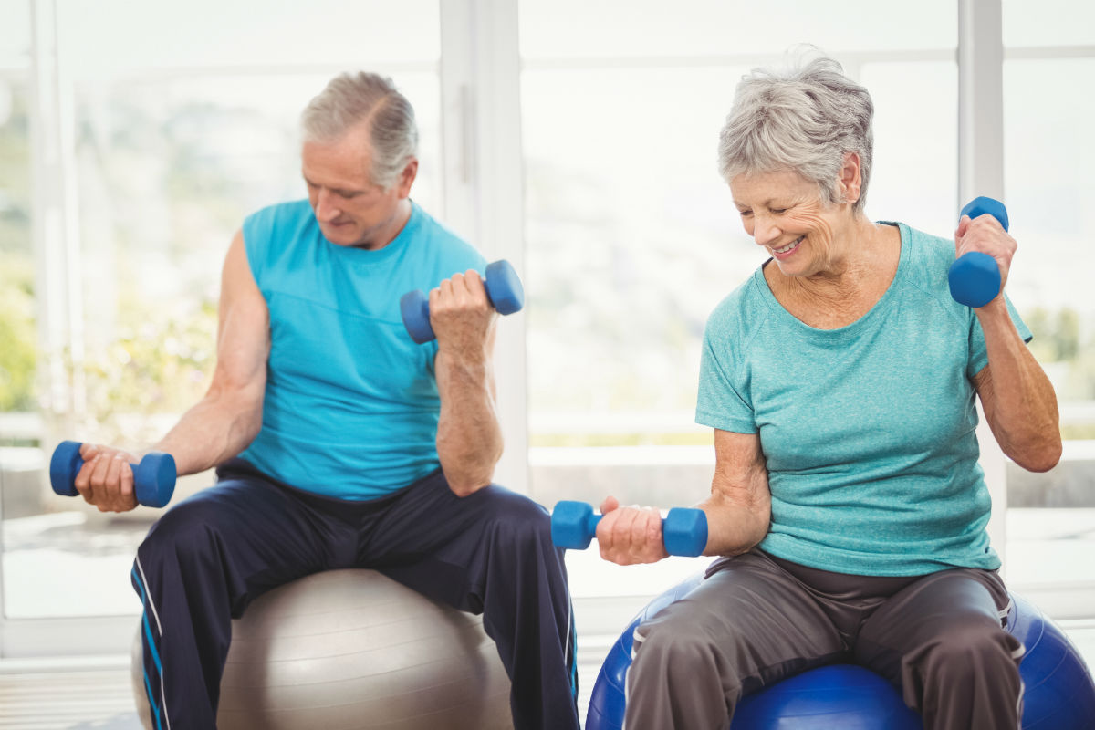 Healthy Ageing Tips 1Life