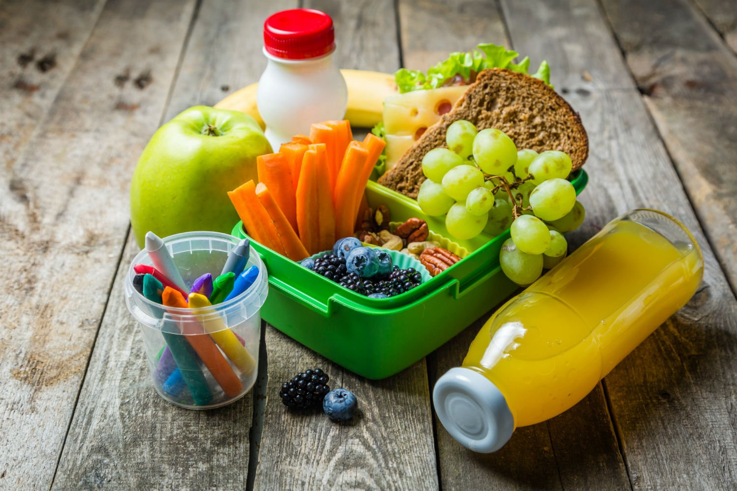 How Healthy Eating Improves School Performance