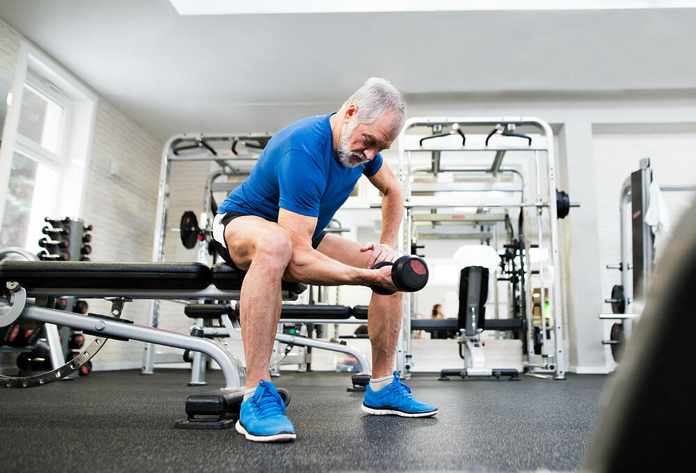 How Often Should You Exercise In Your 60s