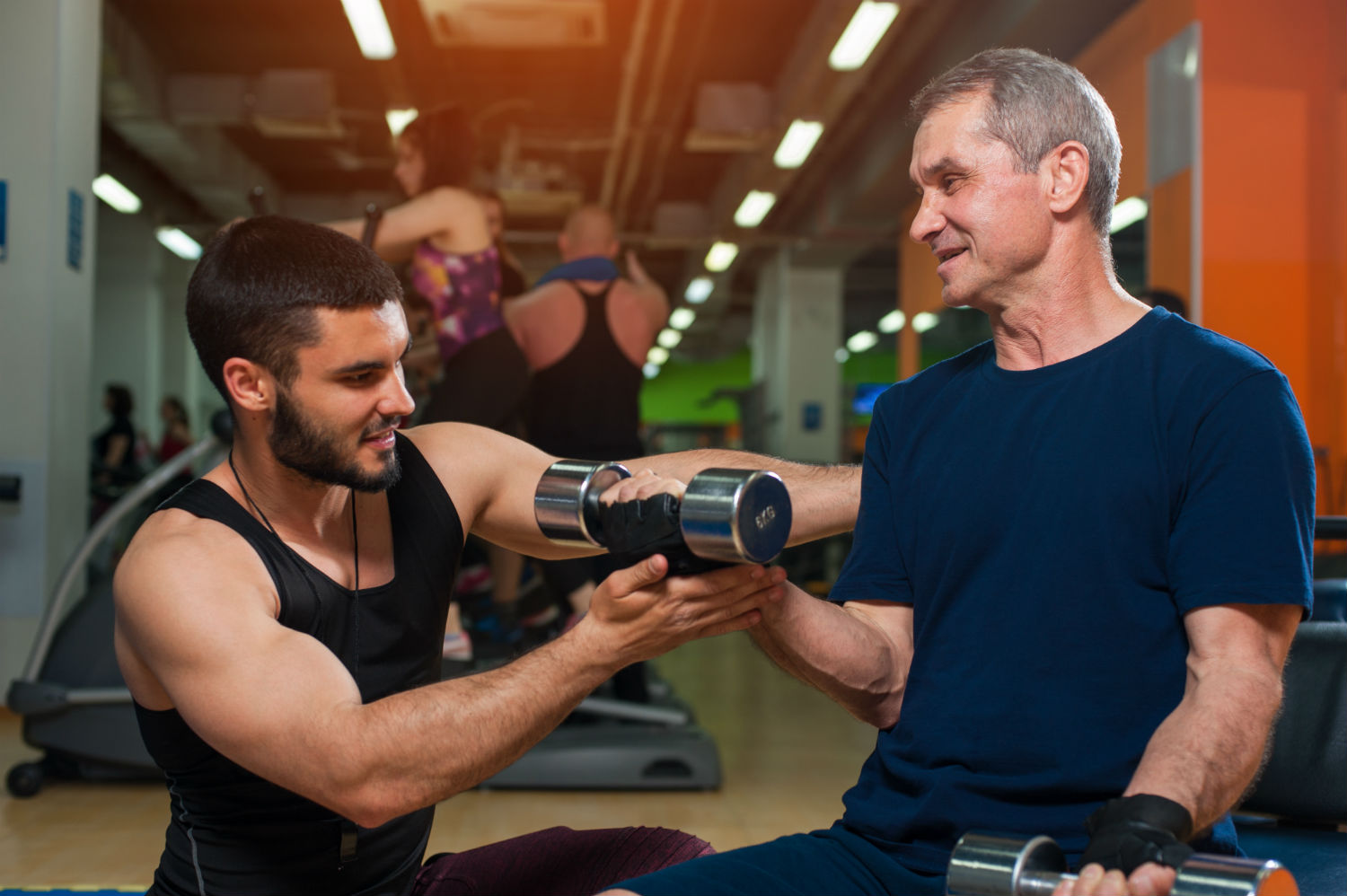 How a Personal Trainer Can Help Create a Healthy and Happy Exercise Routine