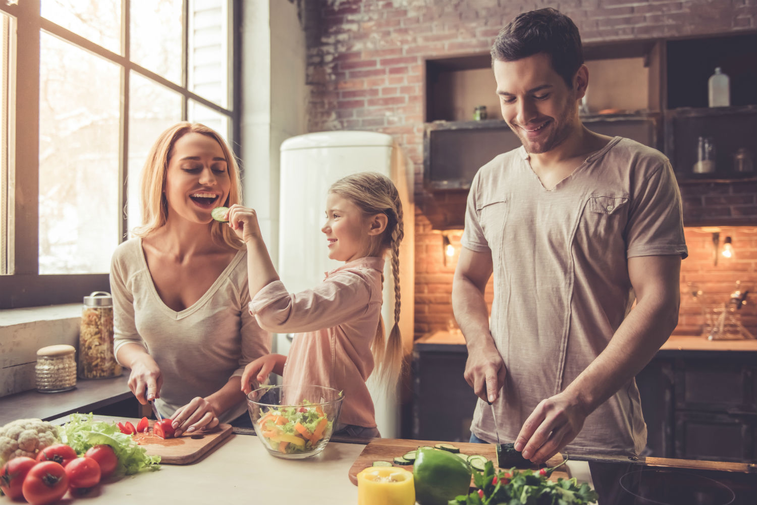 Quick and Easy Healthy Family Meals