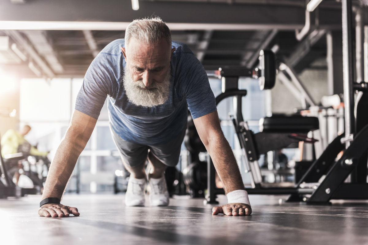Strength Training For Over 60s